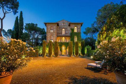 Villa da Sogno a Siena