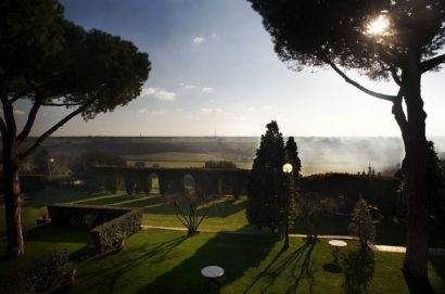 Una Villa da favola sull'antica Appia