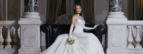 Un abito da sposa unico e su misura!