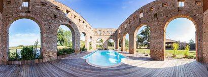 un castello sublime nel sud della Francia