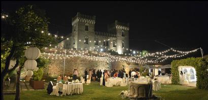 Lago di Garda: Castello di Bevilacqua