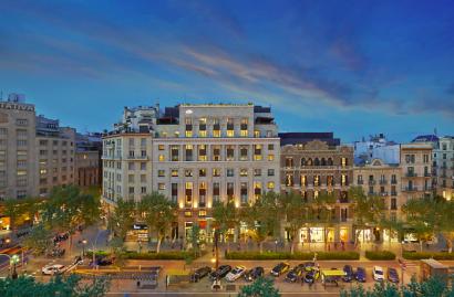 Mandarin Hotel Barcelona