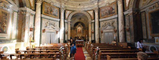 Locations for Religious Ceremonies in Rome