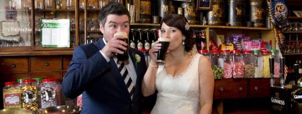 A Pub Themed Wedding: An Authentic Destination Wedding