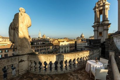 Have an Event Overlooking Piazza Navona
