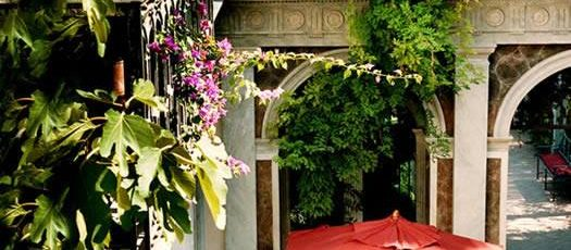 Francis Ford Coppola signs your destination event in his beautiful villa