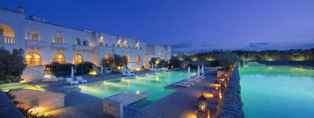 It's like nowhere else on earth : the Mare location in Puglia