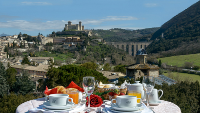 UMBRIA : THE MOST PRECIOUS JOURNEY, THAT IN THE HEART