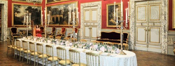 An aristocratic wedding in Rome