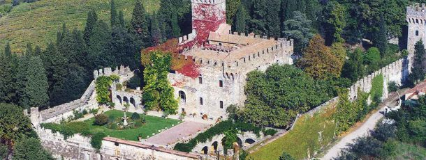 CASTLE IN TUSCANY FOR DESTINATION WEDDING