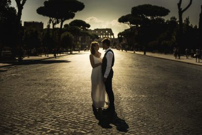 AMORE IN ROME !