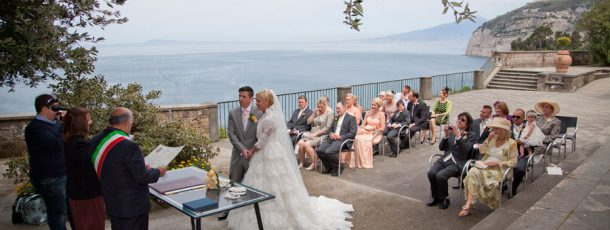 Luxury wedding venue close to Rome