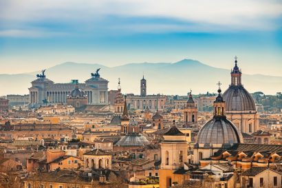 Rome is your luxury wedding destination in Italy