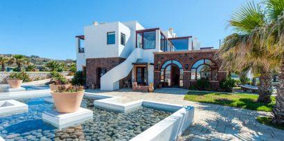 Santorini or Paradise ?