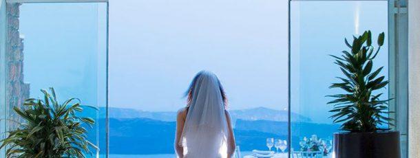 Santorini, A Postcard Landscape For Your Wedding