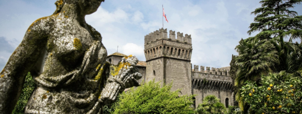 A Dream Wedding In a Majestic And Real Castle