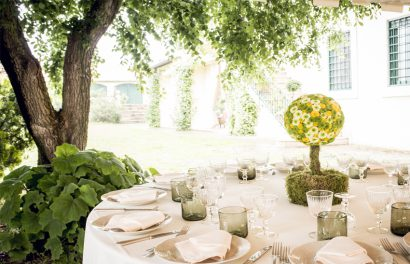 A Unique and Charming Place For Your Wedding