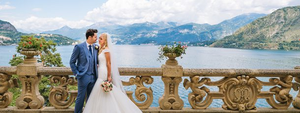 "Bellagio Wedding: In The Heart of the Charming ""Pearl of Lake Como"""