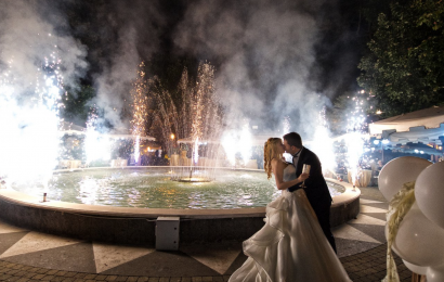 The Best Luxury Wedding And Event Venue In Rome !
