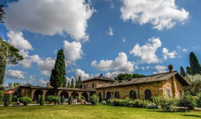 Come To Celebrate Your Wedding In A Romantic And Incredible Villa Near Rome