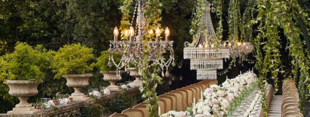 A splendid destination wedding for an unforgettable event !
