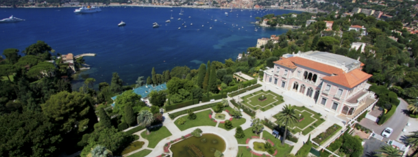 One of the most beautiful homes on the French Riviera to celebrate a dream destination wedding