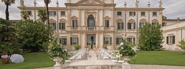 Imagine your wedding in a magical villa…