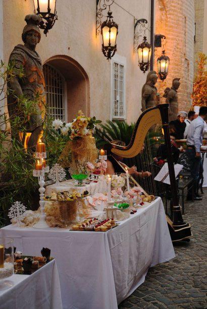 Unique Rome Destination Wedding and Historic Venue in Lazio!