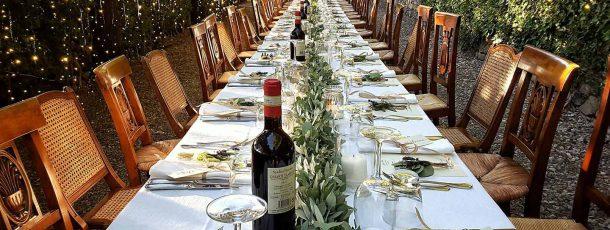 Wedding Destination In Italy – Tuscan Renaissance Villa