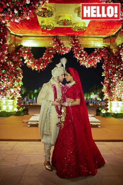 The amazing Indian wedding of Miss World 2000 !