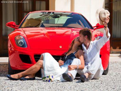 Fulfulling your Ferrari Dreams !