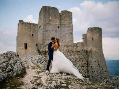 A DESTINATION WEDDING FOR A REAL FAIRYTALE !