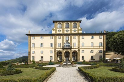 Discover our Charming Villa above Rome for your wedding day !
