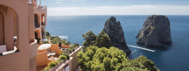 YOUR WEDDING DAY IN A BEAUTIFUL VENUE IN CAPRI ON THE TOP OF THE WORLD!