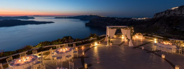 Discover one of our BEST WEDDING VENUE IN SANTORINI !