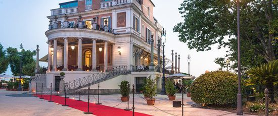 DISCOVER OUR AMAZING VILLA WEDDING VENUE FOR YOUR BIG DAY IN THE CENTER OF ROME !