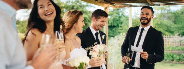 WEDDING SPEECH GO FOR EMOTION !