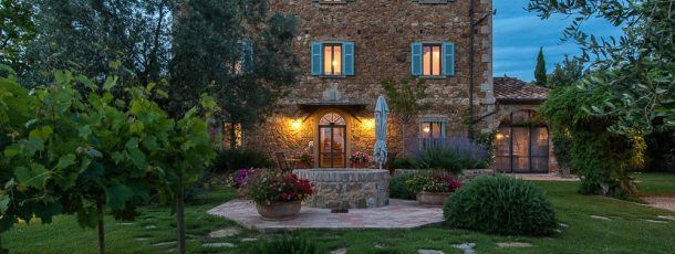Destination Wedding Heaven in Tuscany