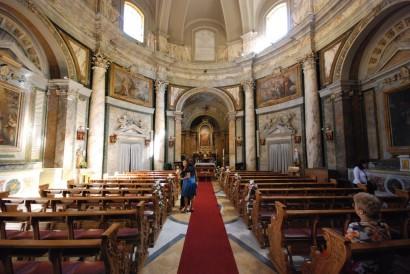 Cérémonie Religieuse à Rome