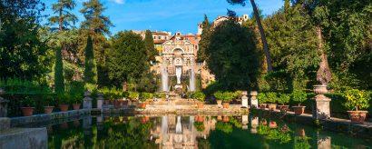 Site Unesco – Mariages à Tivoli, rock au château: des lieux extraordinaires comme lieu d'événement …