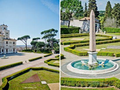 """Destination de mariage exclusive : """" La chambre secrète de la Villa """" au centre de Rome"""