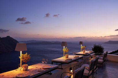 Mariage à Santorini: le sens de la beauté!