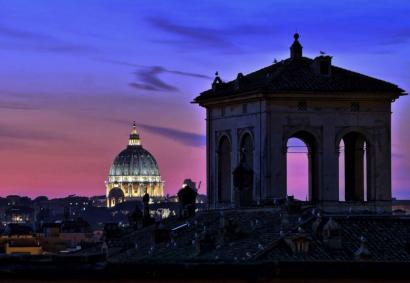 Un Bijou Royal En Plein Coeur De Rome