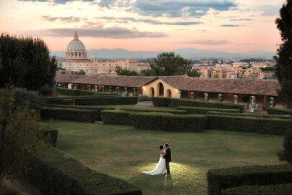 Le plus beau jour de votre vie à Rome