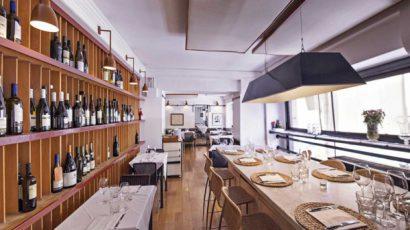 Un Nouveau Concept De Restaurant…