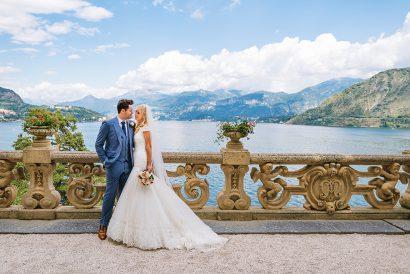 """Mariage à Bellagio : Au cœur de la charmante """"Perle du lac de Côme"""""""