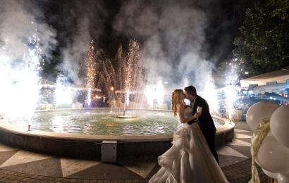 Le Meilleur Lieu Pour Un Mariage Luxueux à Rome !