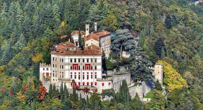 Venez découvrir cet incroyable chateau dans la région de Veneto !