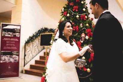 Un mariage à Noël serait super spécial, quel meilleur jour pour commencer à être Mr & Mme?