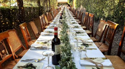 3425-Destination de mariage en Italie – Villa Renaissance toscane